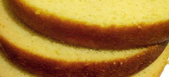Pão de Ló Fácil
