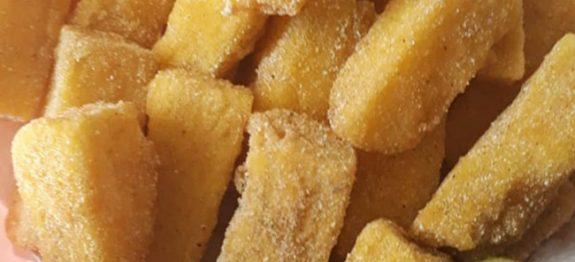Polenta Frita Simples