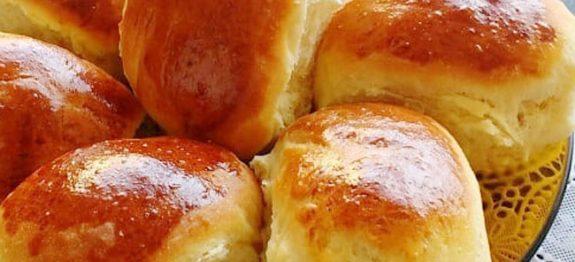 Pão Doce Fácil com Fermento Seco