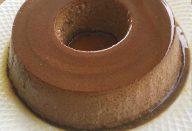Pudim Mousse de Chocolate