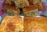Torta de Frango prática e deliciosa