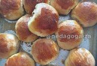 Pão Bolinha da Izadora