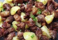 Carne de Porco na AIRFRYER