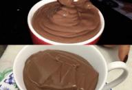 CHOCOLATE QUENTE DE LIQUIDIFICADOR DE 5 MINUTOS !