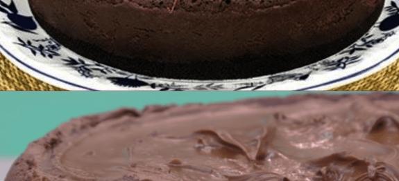 ME SEGURA SE NÃO EU COMO SOZINHA!!! TORTA DE CHOCOLATE TRIPLO! ESSA É DE COMER DE JOELHOS REZANDO!!!